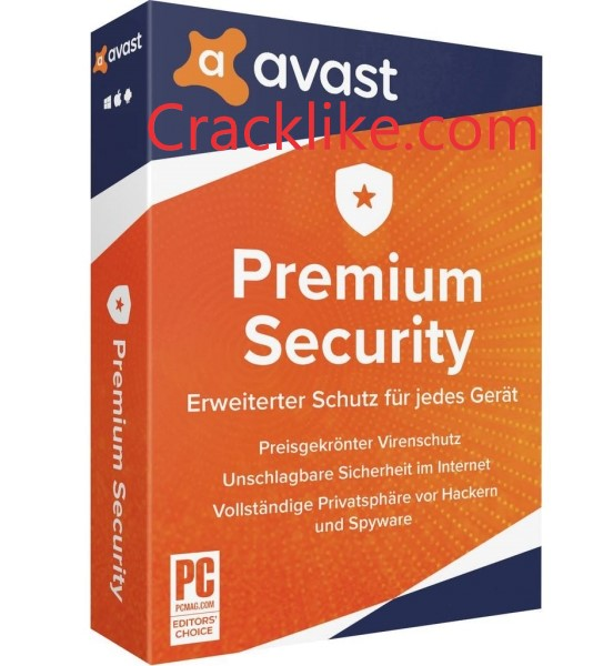 Avast Premium Security 2022 Crack + Activation Code Free Download [New]