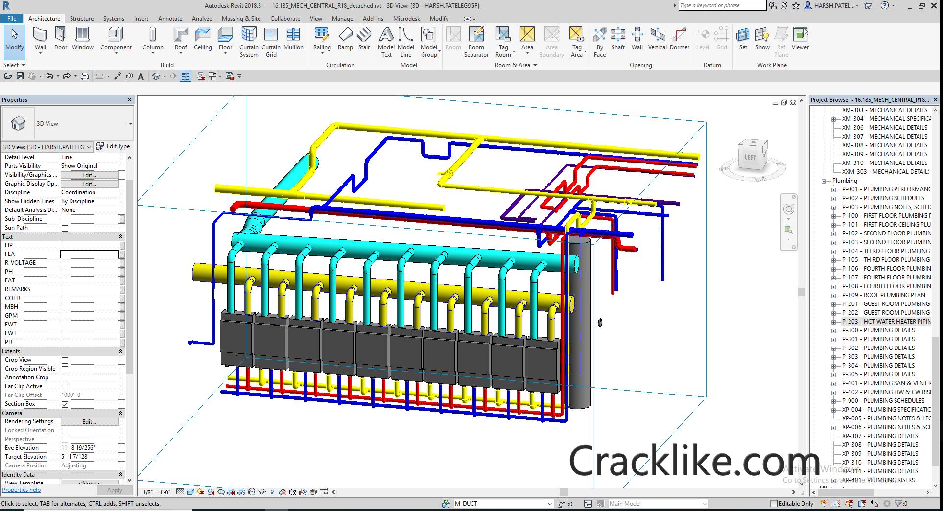 Autodesk Revit 2022 Crack + Serial Keygen Free Download