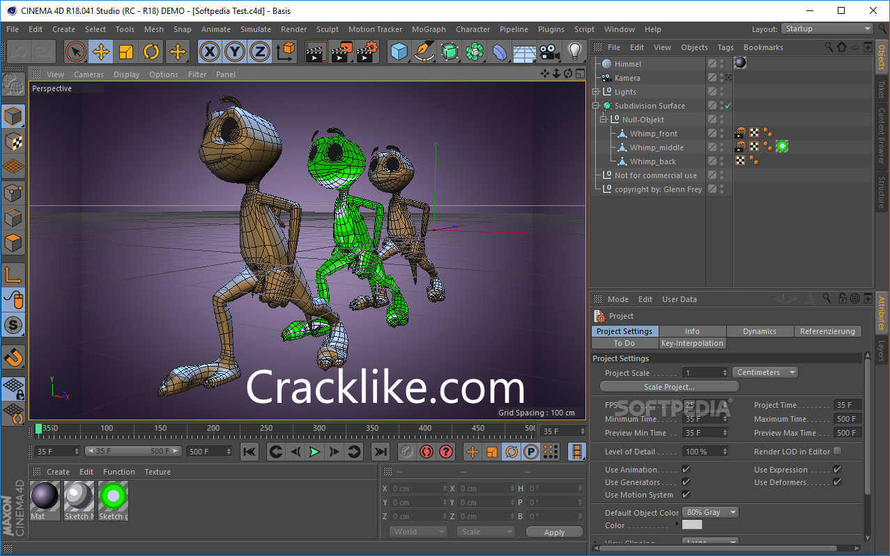 Cinema 4D R24.111 Crack With Keygen Free Download 2021 [Latest]