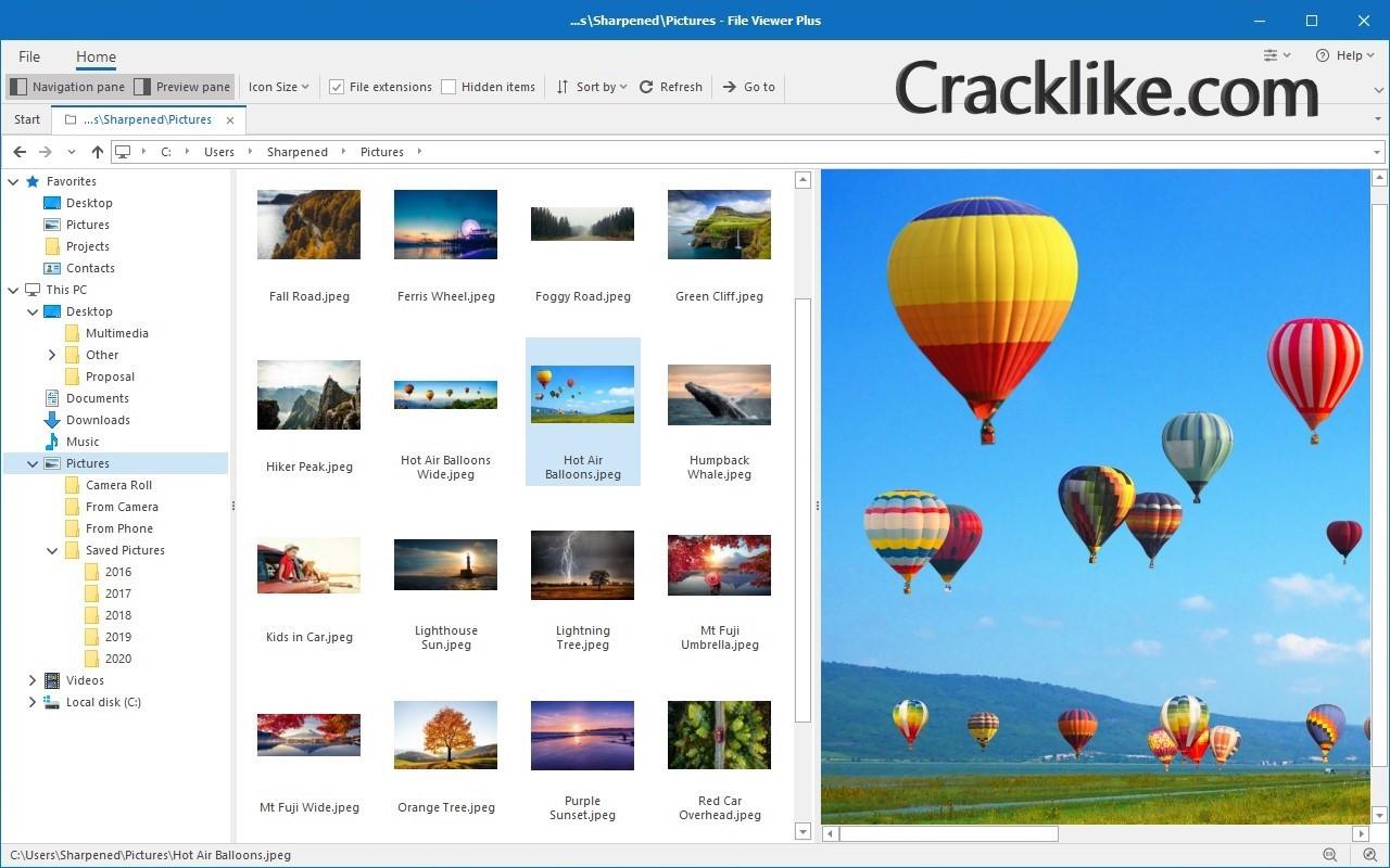File Viewer Plus 4.0.2.4 Crack + Full Torrent Key Download 2021 {Mac+Win}