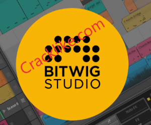 Bitwig Studio 4.0.5 Crack Plus Full Torrent Keygen Free Download 2022 (Mac+Win)