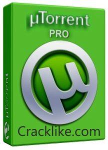 uTorrent Pro 3.5.5 Crack Build 44841 For PC Free Download 2021
