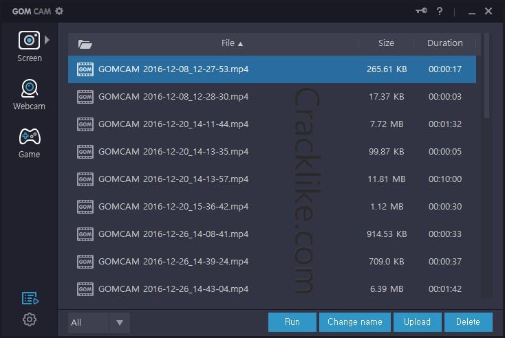 GOM Cam 2.0.25.2 Crack Latest Version Full Keygen Free Download 2022
