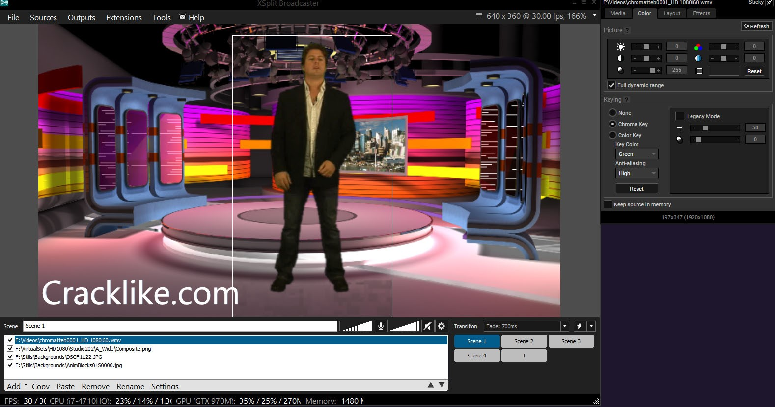 Xsplit Broadcaster 4.1.2102.2304 Crack With Serial Key Full Version Free Download 2021