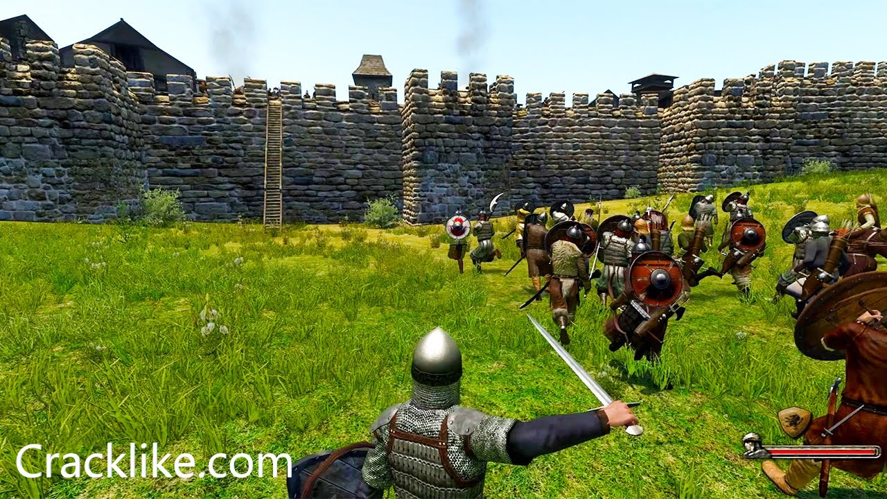 Mount and Blade WarBand 2022 Crack + Serail Key Download