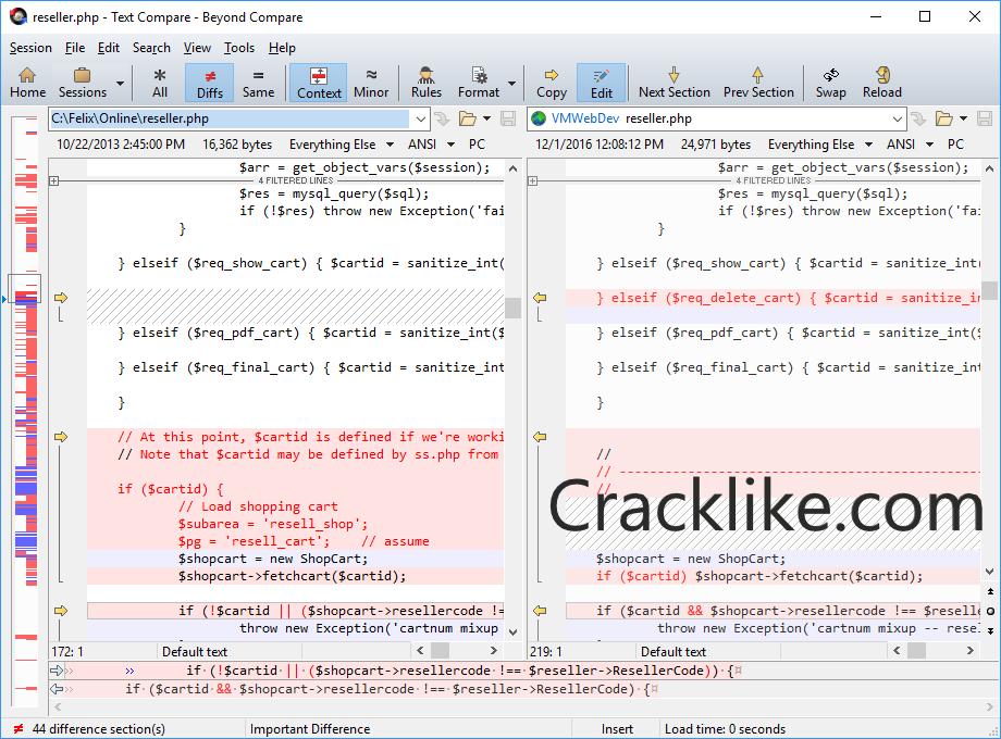 Beyond Compare 4.4.0.25886 Crack With License Keygen Full Torrent Free Download 2021