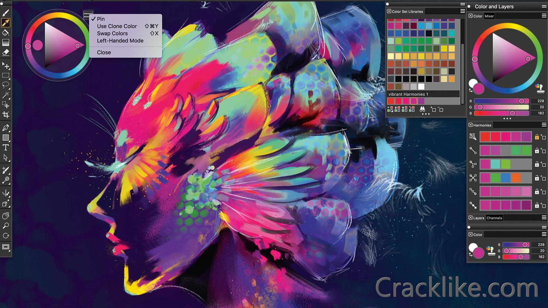 Corel Painter 2022 Crack Full Torrent Plus Latest Keygen Free Download
