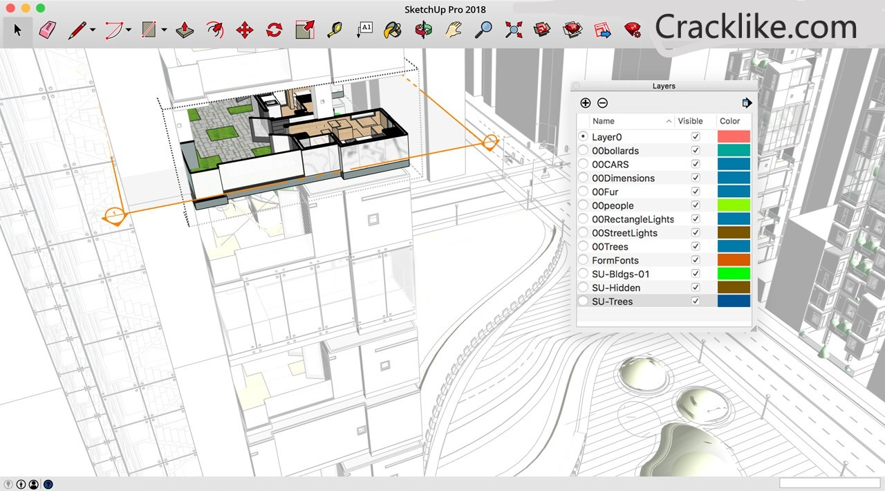 SketchUp Pro 2022 Crack With Full Torrent New Version Download