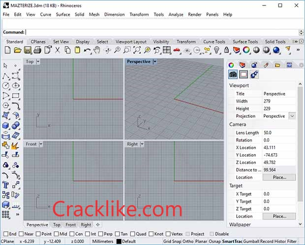 Rhinoceros 7.6 Crack With License Key Latest Keygen Full Version Download 2021