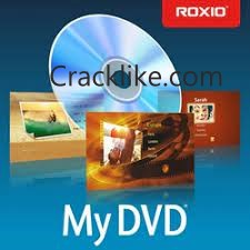 Roxio MyDVD 3.0.0.14 Crack + Product Key Latest Version Download 2021