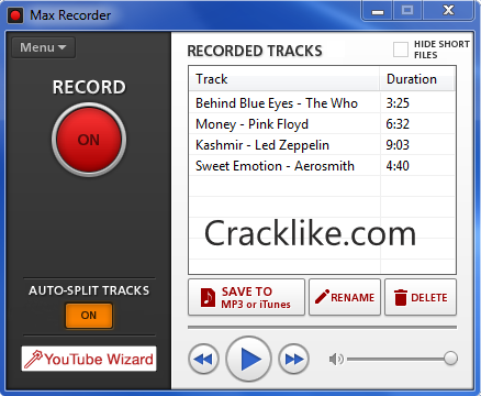 Max Recorder 2.8.0.0 Crack With Serial Number Latest Version Download 2021