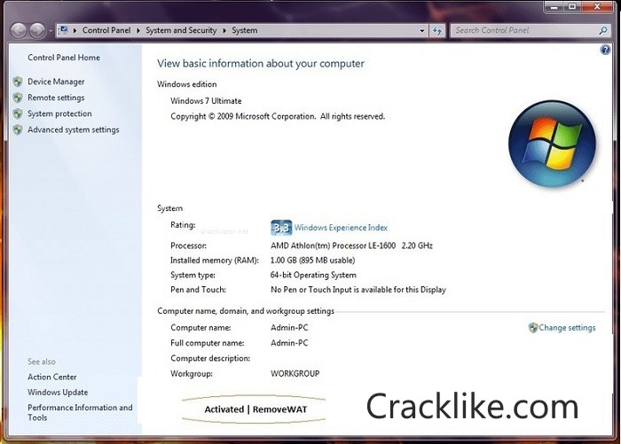 Removewat 2.2.9 Activator Plus Crack Latest Version Free Download 2021